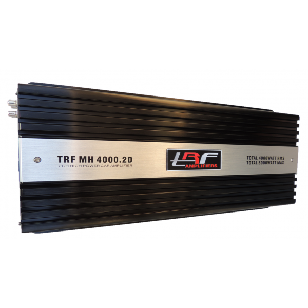 Ενισχυτής αυτοκινήτου  TRF MH 4000.2D στο X-treme Audio