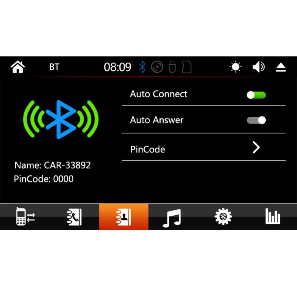 Οθόνη 2 DIN - IQ-CR266_GPS στο X-treme Audio