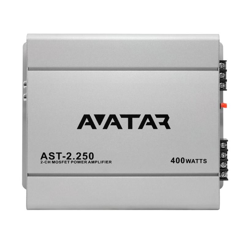 Ενισχυτής αυτοκινήτου Avatar AST 2.250 στο X-treme Audio