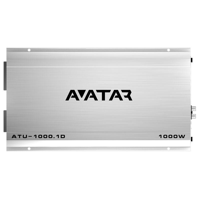 Ενισχυτής αυτοκινήτου AVATAR ATU 1000.1D στο X-treme Audio