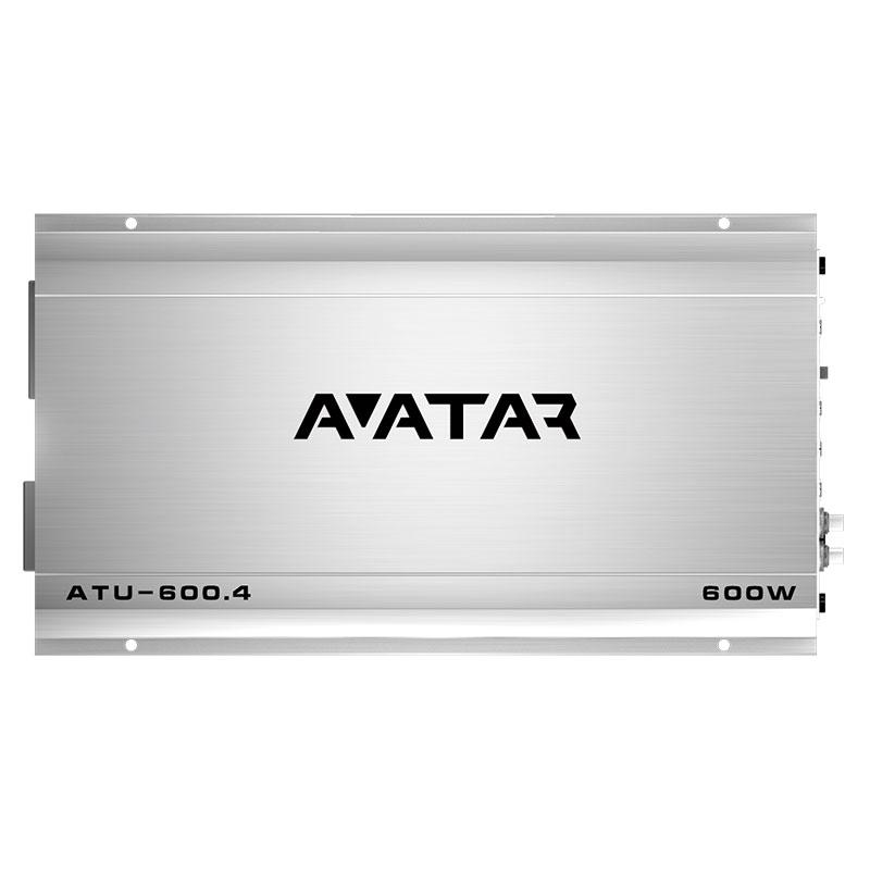 Ενισχυτής αυτοκινήτου Avatar ATU 600.4 στο X-treme Audio