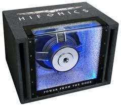 subwoofer Hifonics TX12-Bpi στο X-treme Audio