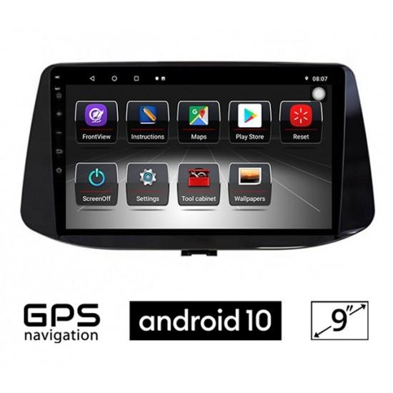Οθόνη ΟΕΜ HYUNDAI i30 (μετά το 2018) Android οθόνη αυτοκίνητου με GPS WI-FI στο X-treme Audio