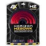 Σετ καλοδίωσης ενισχυτή Esx HZ 20 WK στο X-treme Audio